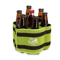 BevBarrel Portable Beverage Carrier in Lime