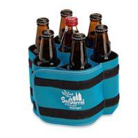 BevBarrel Portable Beverage Carrier in Blue