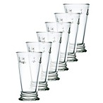 La Rochere Bee Highball Glasses (Set of 6)