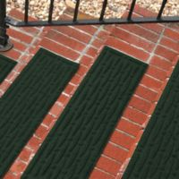 Weather Guard™ Mesh Stair Treads in Evergreen (Set of 2)
