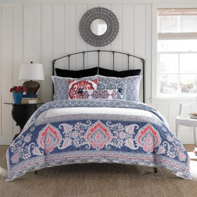 buy anthology twin comforter set from bed bath & beyond