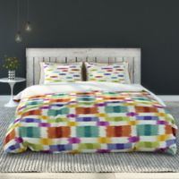 Colorfly™ Barnaby Full/Queen Duvet Cover Set in Carnival