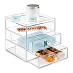 InterDesign® Luci 3-Drawer Organizer