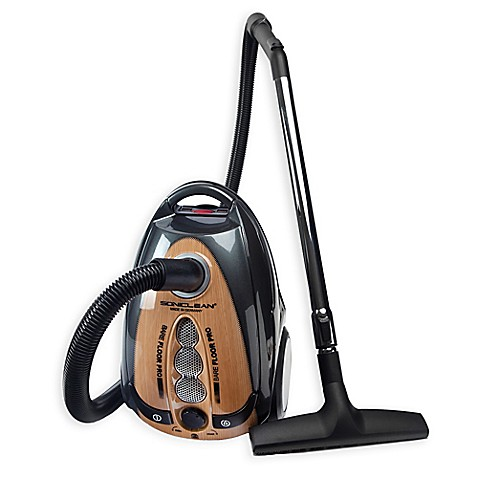 Soniclean 174 Bare Floor Pro Canister Vacuum Cleaner In