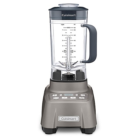 Cuisinart® Hurricane 2.25 HP Blender in Gunmetal