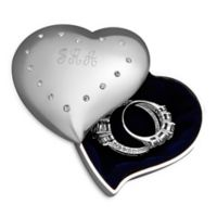 MyDzyne Crystal Heart Keepsake Box