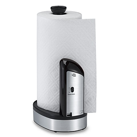 Itouchless towel matic automatic paper towel holder for Automatic paper towel