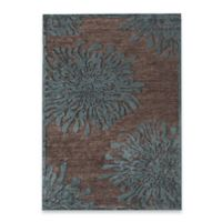 Surya Basilica Passau 2-Foot x 3-Foot Accent Rug in Chocolate