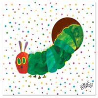 Eric Carle Polka Dot Caterpillar Wall Art