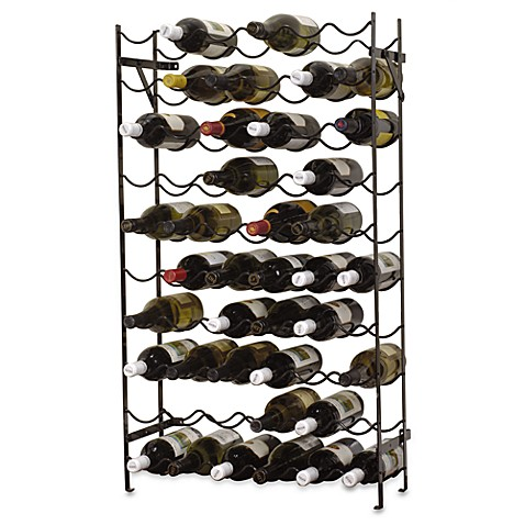 Oenophilia Alexander 60 Bottle Cellar Rack Bed Bath Amp Beyond
