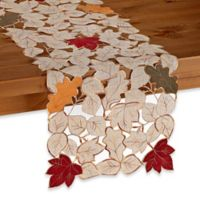 Fall Foliage 72-Inch Table Runner