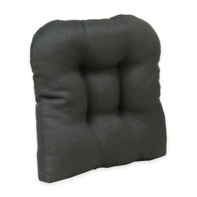 Klear Vu Universal Embrace Gripper® Chair Pad In Black