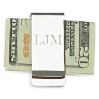 Plain Money Clip in Silver