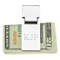 Spring Loaded Money Clip