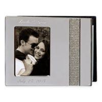 Glitter Galore Frame Cover 80-Photo Album