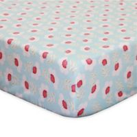The Peanut Shell® Mila Fitted Crib Sheet