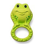 Infantino® Squeeze and Teethe Textured Pal Frog Teether