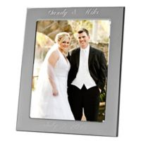 Silhouette 8-Inch x 10-Inch Picture Frame