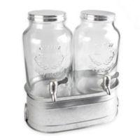Artland® Farmhouse Dual Beverage Dispenser Set