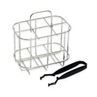 Drink Tubes™ Chill Stick Rack in Silver