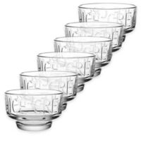 La Rochere Sundae Ice Cream Cups (Set of 6)