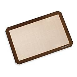 Real Simple 174 Professional Silicone Baking Mat Bed Bath