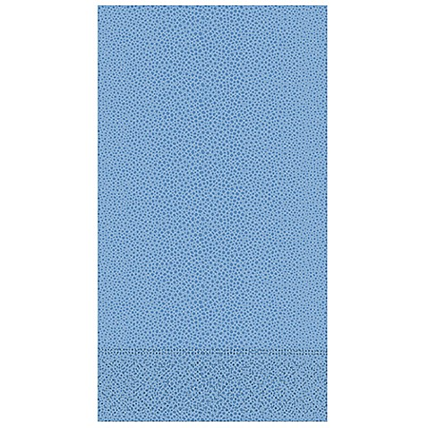 Sienna 15 count pebbled paper guest towels bed bath beyond - Disposable guest towels for bathroom ...