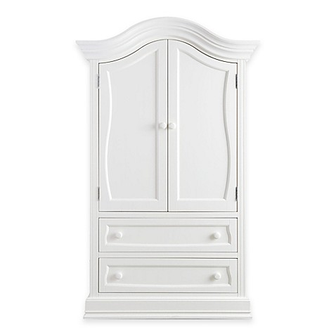 Beau Baby Appleseed® Armoire In Pure White
