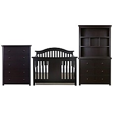 Baby Appleseed Stratford Nursery Furniture Collection In Espresso Buybuy Baby