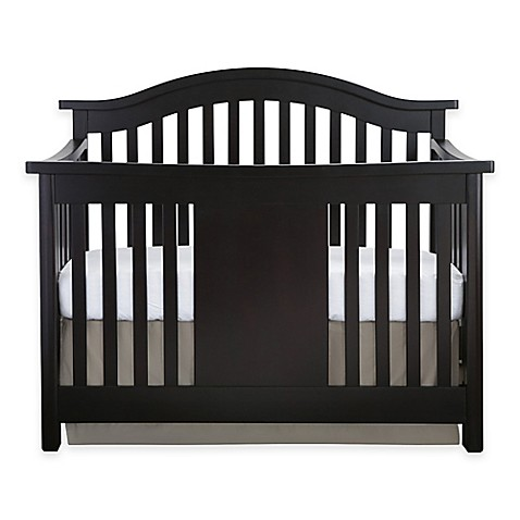 Baby Appleseed® Stratford 4 In 1 Convertible Crib In Espresso