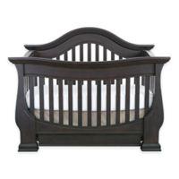 Baby Appleseed Davenport  Convertible Crib In Slate