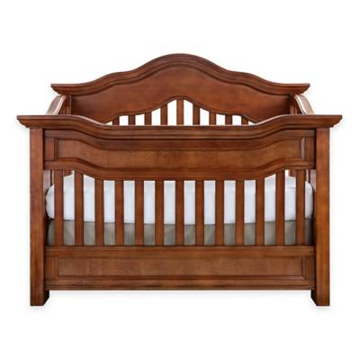 Baby AppleseedR Millbury 4 In 1 Convertible Crib In Coco