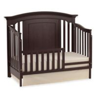 Munire Brunswick Toddler Guard Rail in Espresso