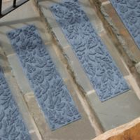 Weather Guard™ Fall Day Stair Treads in Blue Stone (Set of 2)