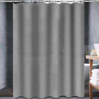 Avalon 54-Inch x 78-Inch Shower Curtain in Grey