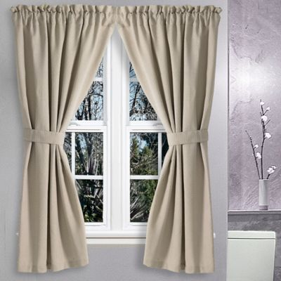 Curtains Ideas bathroom curtains for windows : Buy 45 inch Curtains from Bed Bath & Beyond