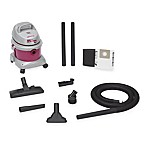 Shop-Vac® 5895200 2-1/2 Gallon 2.5 Peak HP All Around EZ Series Wet/Dry Vacuum Cleaner in Pink