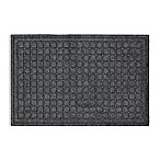 Mohawk Home® 36-Inch x 48-Inch Square Impressions Door Mat in Charcoal