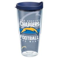 Tervis® NFL San Diego Chargers Gridiron 24 oz. Wrap Tumbler with Lid