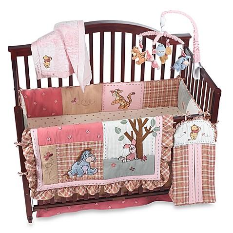 Disney S Winnie The Pooh Delightful Day Crib Bedding