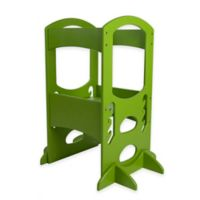 Little Partners Original Learning Tower in Apple Green