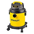 Stanley® SL18128P 2.5 Gallon Portable Wet/Dry Vacuum in Yellow