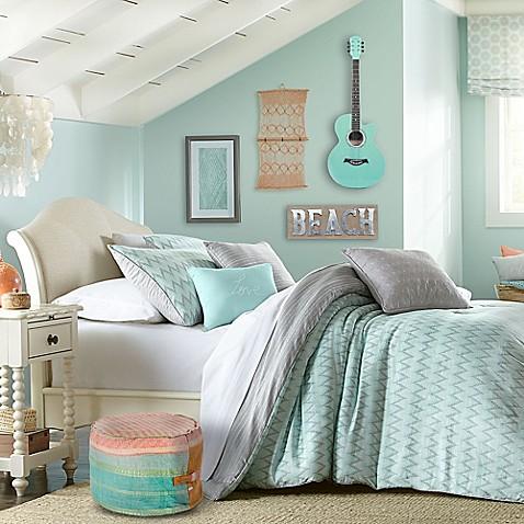 Wendy Bellissimo Malibu Cove Reversible Comforter Set