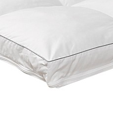 sanctuary collection luxurious zip n 39 wash mattress pad bed bath beyond. Black Bedroom Furniture Sets. Home Design Ideas