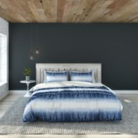 Colorfly™ Fletcher Full/Queen Duvet Cover Set in Indigo