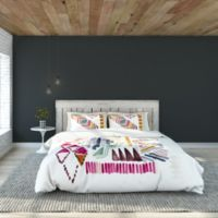 Colorfly™ Lane King Duvet Cover Set in Prism