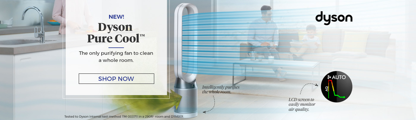 New! Dyson Pure Cool