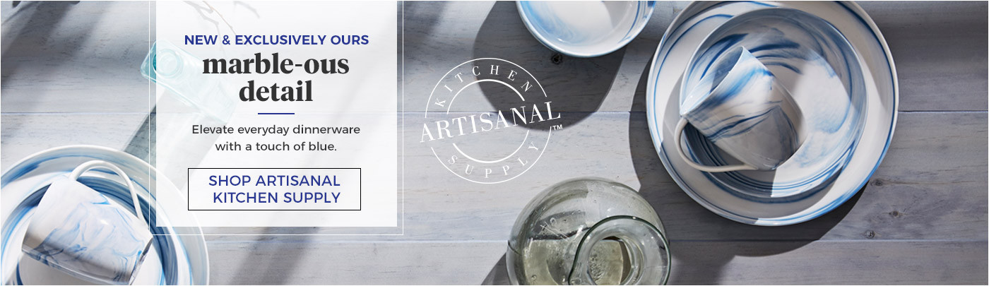 Shop Artisanal Kitchen Supply Dinnerware