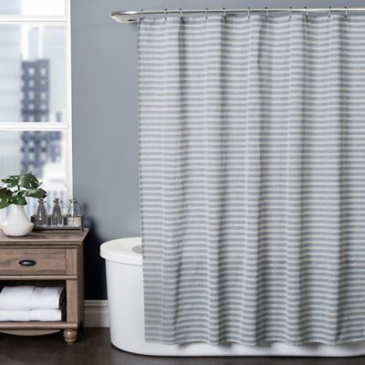 Curtains Ideas 96 inch shower curtain : Buy Indigo Shower Curtains from Bed Bath & Beyond