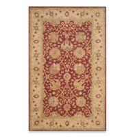 "Safavieh Antiquities Rust Wool 7' 6"" x 9' 6""' Rectangle Rug"